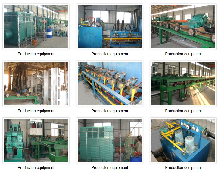 api steel pipe equipment