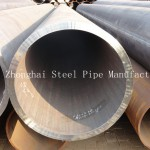 ASTM A53 Hot Rolled ERW Steel Pipe