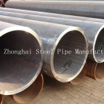 Hot Rolled API 5L Erw Steel Pipe