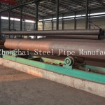Q235B ERW Steel Pipe