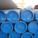 Hot Rolled Steel Seamless Pipe