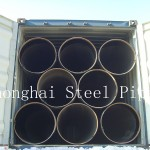 813mm LSAW Steel Pipe