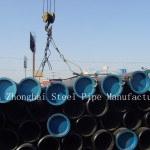 ASTM A53 Large Diameter Welded Steel Pipe