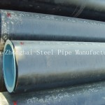 API 5L Large Carbon Steel Pipe