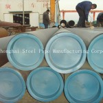 API 5L Black Seamless Pipe