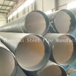 A106 Carbon Black Steel Pipe