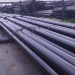 API 5L GR.B Hot Rolling ERW Steel Pipe