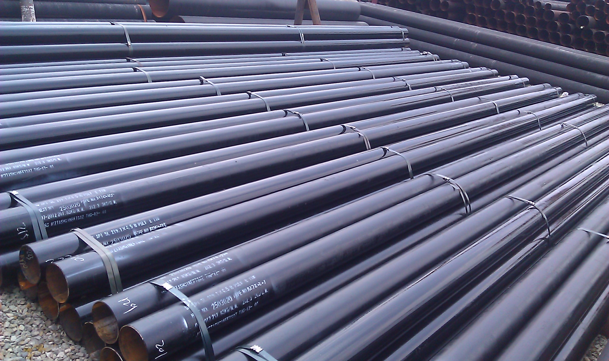 Api l steel line pipe guangdong lizz co ltd