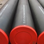 610mm Hot Rolled Seamless Pipe