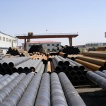 914mm Spiral Steel Pipe