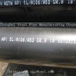 EN10204 3.1 Carbon Steel Pipe