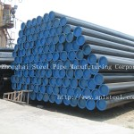 EN10219 Hot Rolled Steel Pipes