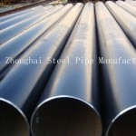 API 5L ERW Carbon Steel Tube