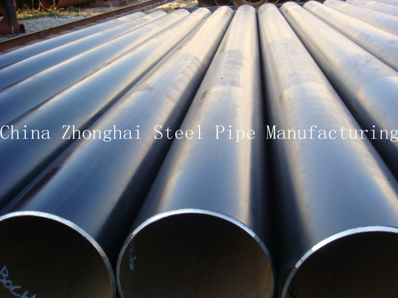 Erw Steel Pipes : Api l erw carbon steel tube guangdong lizz pipe