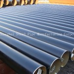 DIN1629/ST44 Seamless Carbon Steel Pipe