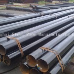 EN 10204 Hot Rolled Steel Pipe