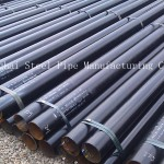 API 5L Gr. B PSL 1 Seamless Steel Pipe Mill