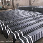 Hot Finish API 5L Carbon Steel Seamless Pipes