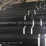 API 5L GR.B Hot Rolled LSAW Steel Pipe