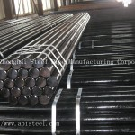 DIN2448 Hot Rolling Black Steel Tubing
