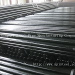 API 5L Black Steel Pipe Gabon