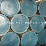 API 5L GR.B PSL2 Carbon Black Steel Pipe