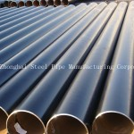 Seamless Sch 40 Pipe/Seamless Pipe
