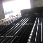 Seamless Carbon Steel Pipe for ASTM A106 Standard