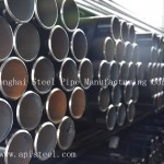 DIN1629 Hot Rolling Steel Pipe