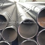 ZH092 Hot-Rolled Seamless Steel Pipe