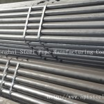 Seamless ASTM A53 Carbon Steel Pipe | Black Pipe