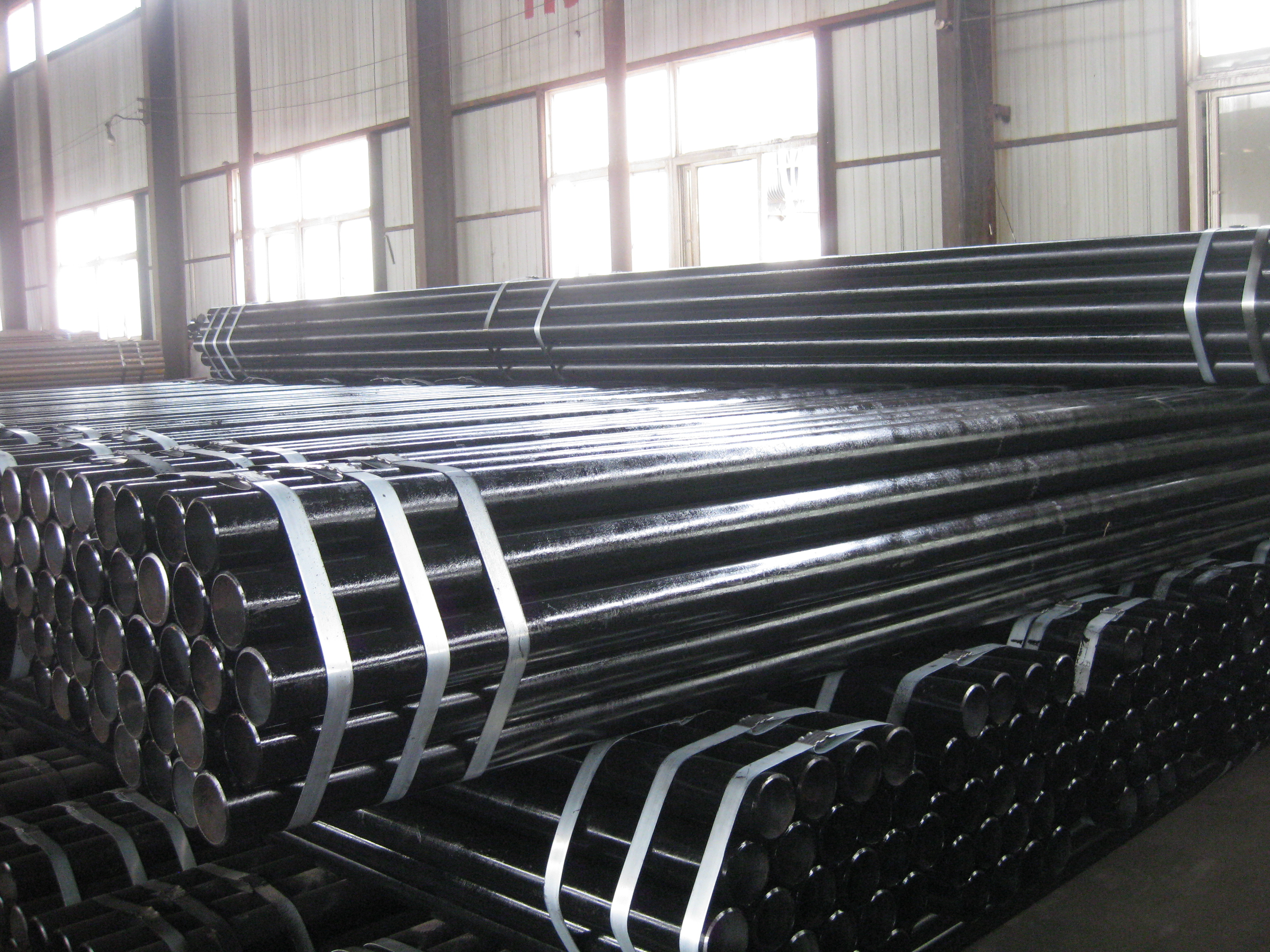 Astm A53 Steel Pipe For Building Guangdong Lizz Steel
