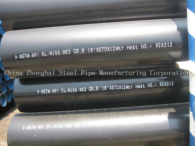 Astm A106 Steel Piping Guangdong Lizz Steel Pipe Co Ltd