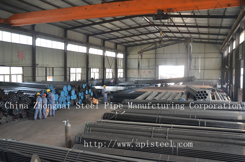 ASTM A53 A106 Seamless Tube - Guangdong Lizz Steel Pipe Co,Ltd