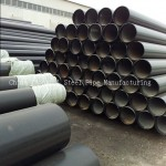 Thick-walled Carbon Seamless Pipe(ASTM A106)