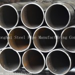 Hot Rolled Carbon Steel Pipe 1.65mm-59.54mm