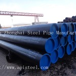 S355J2H Carbon Steel Pipe