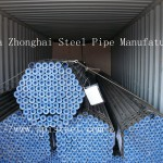 API 5L GR.B Seamless Steel Pipe With Thread End Connection