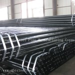 ASTM A192 High Pressure Seamless Steel Tube