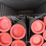The Manufacturing Of API 5L X52 PSL1 Carbon Line Pipe