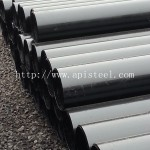 SCH40/SCH80 Carbon Seamless Tubes & Pipes