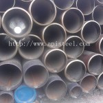 SCH40/SCH80 Carbon Pipe Seamless