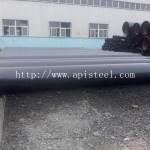 ASTM A106 SCH40 Seamless Carbon Steel Pipes